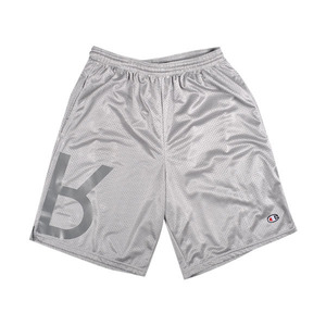 RR Reflect Logo Champion Mesh Short Grey