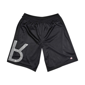 RR Reflect Logo Champion Mesh Short Black