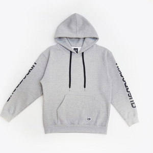 RR Arm Embossing Script Hood grey