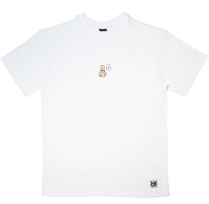 BBIC X RR Simpsons Tee White