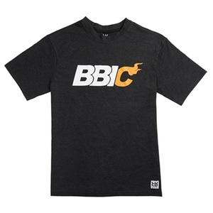 BBIC X RR Tee Charcoal Gray