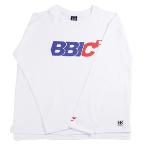 BBIC X RR LONG SLEEVE WHITE