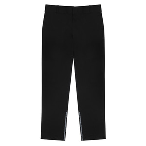 RHEAROCKIN Line Pants Black