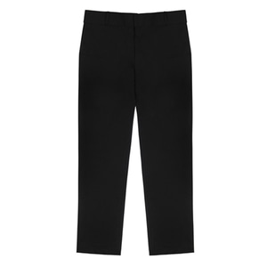 RHEAROCKIN Basic Pants Black